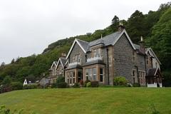 Creag Mhor Lodge (Sparky the Neon Cat) Tags: europe uk united kingdom gb great britain scotland scottish highland north ballachulish creag mhor lodge building