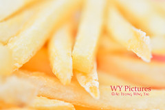 Golden French Fries Close-up (Wing Yau Au Yeong) Tags: closeup food frenchfries fries golden potato chips