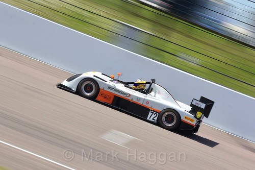 Graham Hill in the Excool BRSCC OSS Championship at Rockingham, June 2017
