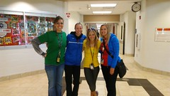 "Christie with Her 2016-2017 2nd Grade Team at Bristol Bay: Leah Erb, Ashley Costa, Melissa Condon • <a style=""font-size:0.8em;"" href=""http://www.flickr.com/photos/109120354@N07/34565205150/"" target=""_blank"">View on Flickr</a>"