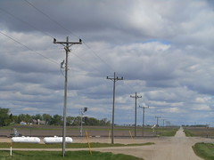 Otter Tail Power - Bloom, ND (NDLineGeek) Tags: otp 12500v