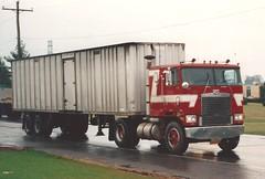 Diamond Reo COE (PAcarhauler) Tags: diamondreo coe semi truck tractor trailer cabover