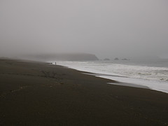 Pacifica California (raychristofer) Tags: pacificaca pacifica bayarea beach fog fishing california lumix g7