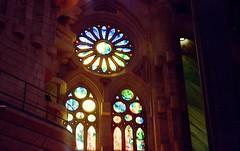 Mathematics of Sagrada (petukhova_) Tags: barselona spain gaudi
