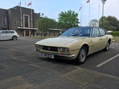 1968 ISO Rivolta Fidia 5.4Litre V8 (mangopulp2008) Tags: 1968 iso rivolta fidia 54litre v8