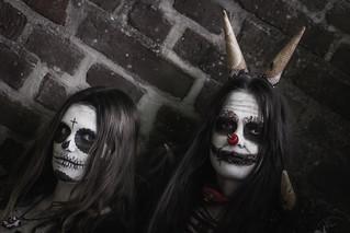 Kimberly & Kayleigh
