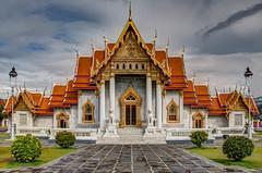 wat benchamabophit (21mapple) Tags: wat benchamabophit temple buddha thailand thai bangkok religion