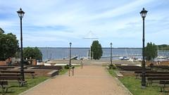 Kamień Pomorski, widok z Rynku Głównego (poprostuflaga) Tags: poland polen kamień pomorski