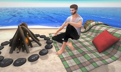 Americano (EnviouSLAY) Tags: aviglam belleza bento catwa doux stealthic versov shirt jeans black gray beard brunette undercut beach beachscene scene secondlifefashion secondlifephotography newreleases new releases mom mensonlymonthly mens only monthly mensmonthly mensevent mensfair mensfashion monthlymens monthlyevent monthlyfashion monthlyfair fair fashion event