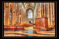 York Minster Cathedral (Foulridge_Photography) Tags: york minster yorkshire england gothic cathedral nikon d5000 sigma