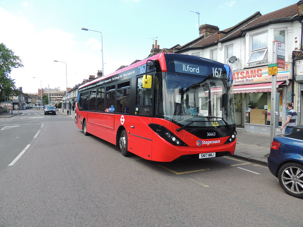 The World S Newest Photos Of Sn17 And Stagecoach Flickr