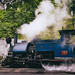 Steam Locomotive at Darjeeling Railway Station - 2