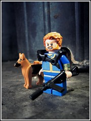 From the Vault (LegoKlyph) Tags: lego custom vault fallout dogmeat vaultboy wasteland vegas minifigure videogame game