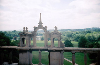 May 2007 Wollaton Hall 2