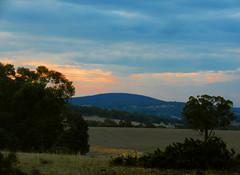 Red sky at night (LeelooDallas) Tags: western australia bannister landscape sunset sun tree bush sky cloud dana iwachow nikon s9200