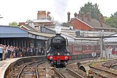 60103 ex-LNER Class A3 Pacific 'Flying Scotsman' (Roger Wasley) Tags: 60103 lner classa3 pacific flyingscotsman steam trains railways gb uk britain british icon