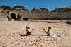 Gladiadores (Marmotuca) Tags: extremadura provinciadebadajoz mérida emeritaaugusta anfiteatroromano anfiteatro gladiadores imperioromano