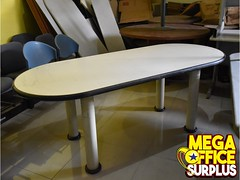 Used Furniture Office Table Desk Supplier - Megaoffice Surplus Philippines (megaofficesurplus) Tags: megaoffice surplus used office furniture supplier japan tokya second hand 2nd segunda mano cheap best lowest table desk manager executive pantry kitchen counter round folding foldable typing computer meeting conference metal steel wood teachers printer vshape hmr officebuster liquidation importer trader buyer seller showroom branches