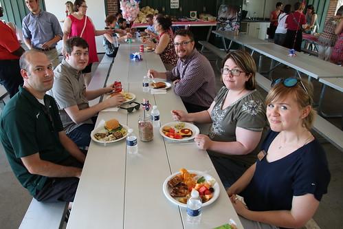 All Staff Picnic, June 2017