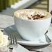 Hot chocolate breakfast