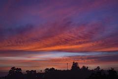 Red Sunrise (Alvaro Mecelis) Tags: sunrise sunset sun sky skylovers cloud cloudlovers cloudporn storm color inspiration imagination