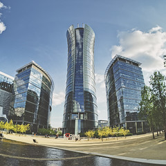 Warsaw Spire (jQsz) Tags: warsaw spire skyscraper