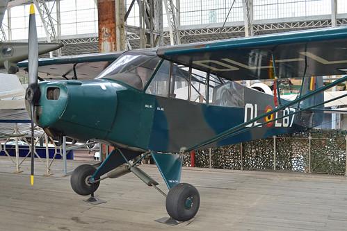 Piper L-18C Super Cub 'OL-L87'