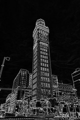 Brian_Clock Tower 2 LG BW Glowing Edges_052117_2D (starg82343) Tags: