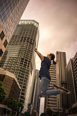 jump Connie jump (serametin) Tags: serametin sgpw singaporephotowalkers photowalking