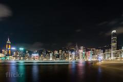 DSC03108 (h a o) Tags: harbor victoriaharbor river skyscraper nightview hongkong