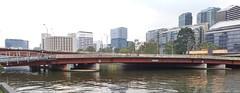 Yarra River Melbourne Victoria Australia (hytam2) Tags: yarrariver melbourne victoria australia kingst bridge