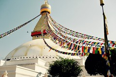 B. is watching you (hélèneprz) Tags: greatstupa chortenchempo buddhaeyes praying ommanipadmehum enlightenment dhyanibuddhas temple kathmandu holy sacred tibetan tibetanculture khasti boudhanath buddha buddhism stupa bodnath katmandu asia nepalese nepal