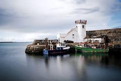 The fishing harbour (Mike Foo) Tags: eire ireland harbour harbor fishing boats trawler port sea coast fuji xt2 fujifilm longexposure 10stopfilter leefilter ndfilter