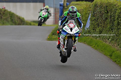 Michael Sweeney. Tandragee 100 2017 (Diego Mola) Tags: 100 dunlop sport motociclismo bike road racer northern ireland irish superbike race speed roadracer diegomola canon eos 1dx 1 dx racing motorbike motorcycle northernireland corsa corse stradali stradale races roadraces rain rained action iomtt moto diego mola tt streetsuperbike supersport superstock tandragee100 2017 wheelie shoei one x onex canonef400f56lusm 400 40056 56 motorsport michael sweeney michaelsweeney tandragee