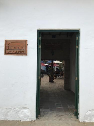 Casa Quintero, Villa de Leyva, Colômbia.