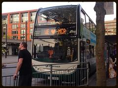 Stagecoach Manchester 12248 (dracom) Tags: sl63gcu sl63 gcu