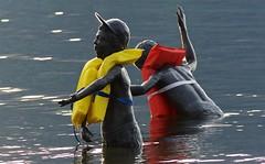 Bronze lives matter (jasbond007) Tags: theromp sculpture flood okanagan lake penticton britishcolumbia canada pentax k3ii jasbond007 nigeldawson copyrightnigeldawson2017 smcpentaxda18135mmf3556edalifdcwr bronzelivesmatter