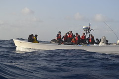 Coast Guard seizes more than $32.5 million dollars of cocaine off Puerto Rico (Coast Guard News) Tags: uscoastguard coastguardcutterharrietlane sectorsanjuan gofastvessel 1 100kilogramsofcocaine threedominicansmugglers caribbeansea may25 2017usdrugenforcementadministration specialagents puertorico offloaded june2 2017operationunifiedresolve operationcaribbeanguard sanjuan pr