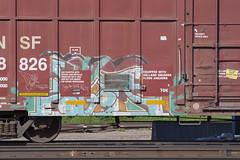 Tars (Psychedelic Wardad) Tags: freight graffiti aacrew aa aac tars