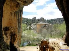 Cañón del Río Lobos (santiagolopezpastor) Tags: espagne españa spain castilla castillayleón soria provinciadesoria naturaleza nature parquenatural cueva cave