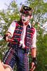 Dragon Knights Stilt Walkers (bayoudragonfly) Tags: festivalinternationaldelouisiane lafayette performers dragonknights stiltwalkers