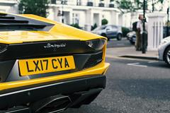 Filter (Beyond Speed) Tags: lamborghini aventador s supercar supercars car cars carspotting nikon automotive automobili v12 auto london knightsbridge yellow harrds