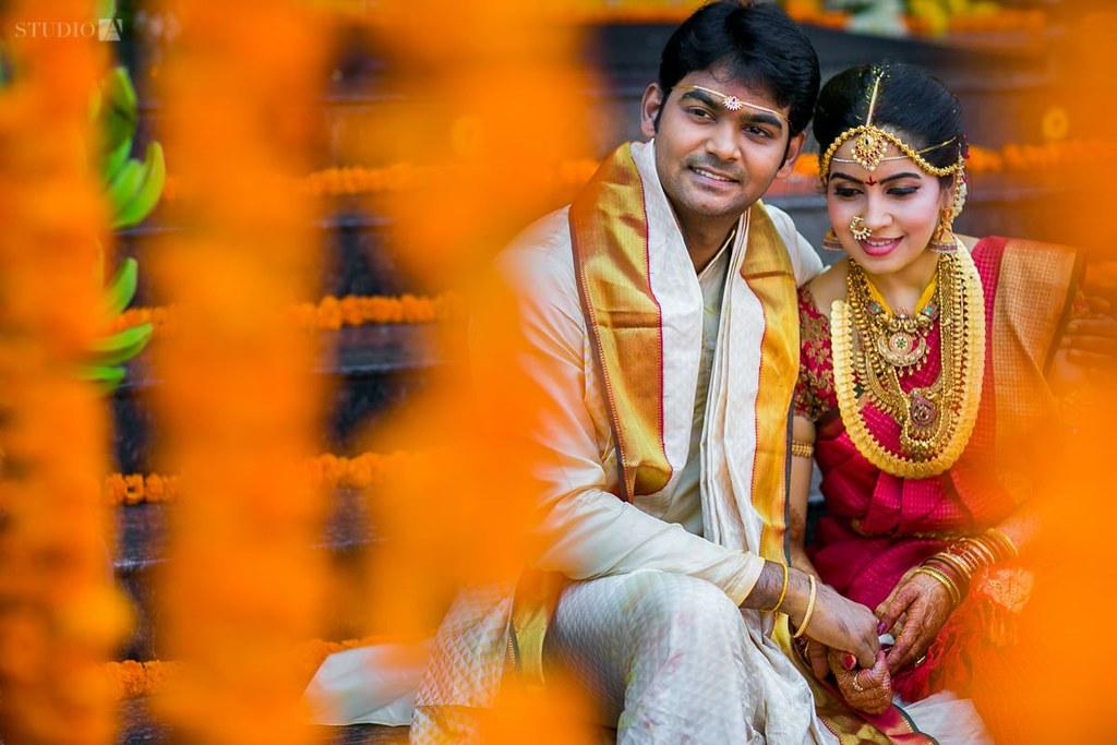 Professional Outdoor Telugu Wedding Photographers In India Pradeep