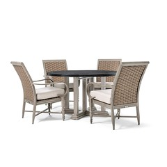 Saylor 5 Piece Dining Set Blue Oak Outdoor (Blue Oak Outdoor) Tags: blueoak blueoakoutdoor outdoorfurniture patiofurniture gardenfurniture sunroomfurniture saylor