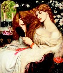 Dante Gabriel Rossetti (Nicole Ameda) Tags: dantegabrielrossetti painting lilith 19thcentury preraphaelite alexawilding