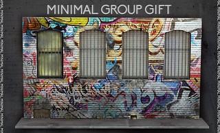 MINIMAL - Group Gift
