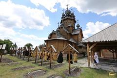 075. The Feast of All Saints of Russia / Всех святых Церкви Русской 18.06.2017