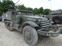M16 Multiple Gun Carriage (delta23lfb) Tags: m16 guncarriage halftrack ww2 browning machinegun 408698s 489aa