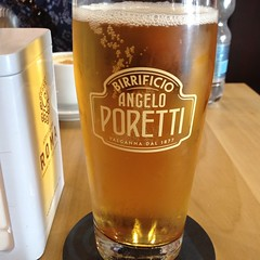 Poretti (morebyless) Tags: beer icecold italy lager poretti rome