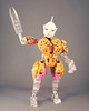 Freya v2 (0nuku) Tags: bionicle lego toa quartz crystal crast pink repulsion amputee prosthetics